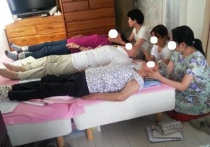 頭蓋仙骨治療