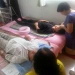 頭蓋仙骨療法と全身調整