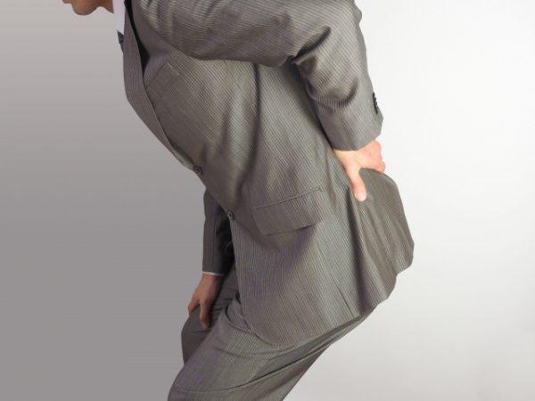 産後の腰痛と尾骨痛