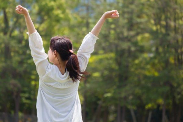 ストレスとトラウマを解消