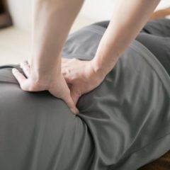 腸下垂からくる腰痛